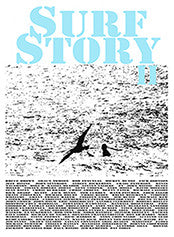 """Surf Story Vol.2"" SSP Collection Poster"