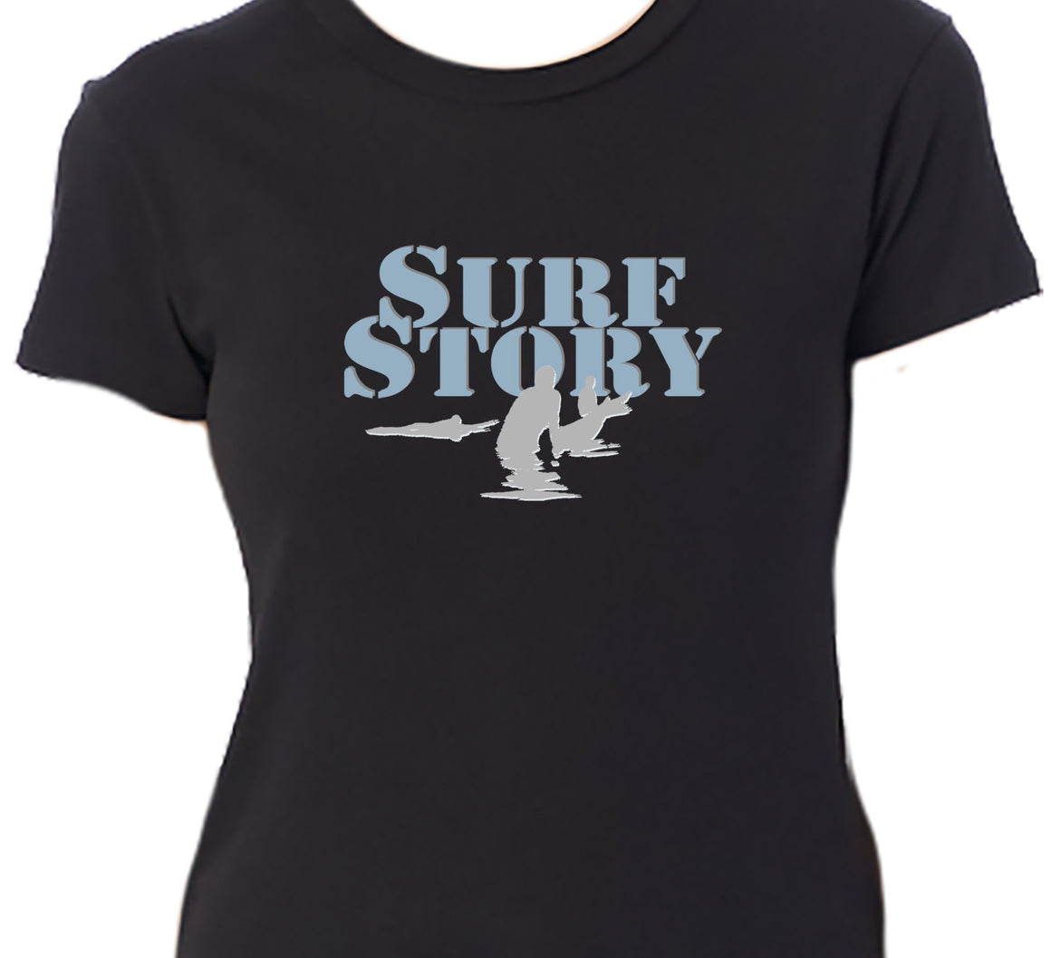 Women's SURF STORY Project T shirt