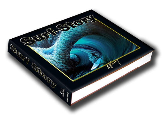 """Surf Story Vol.1"" limited edition coffee table book"