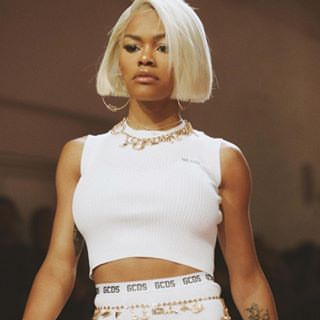Teyana Taylor Slays Fashion Week (Hair By Tae