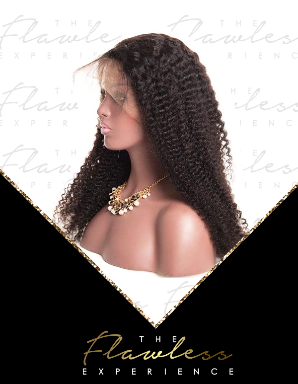 Flawless Deep Wave Full Lace Wig