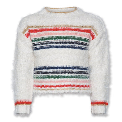 Stripe Rainbow Jumper