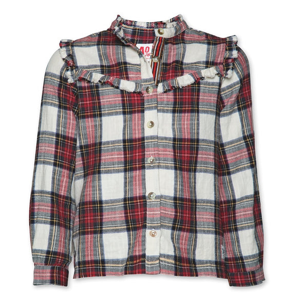 Minot Checkered Shirt