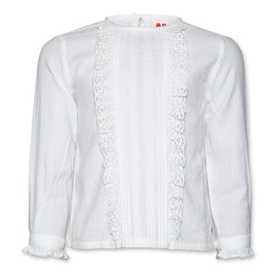 Jane Frill Blouse