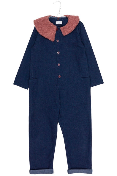 Alex Denim Overall