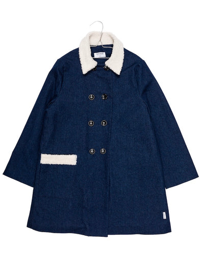 Roma Denim Coat