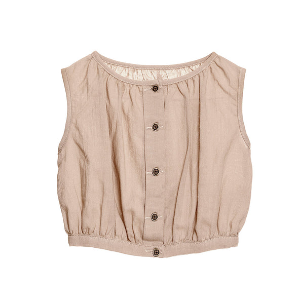 Little Creative Factory Ballet Top in Mauve