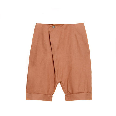 Little Creative Factory Baby Dancer Shorts In Amber
