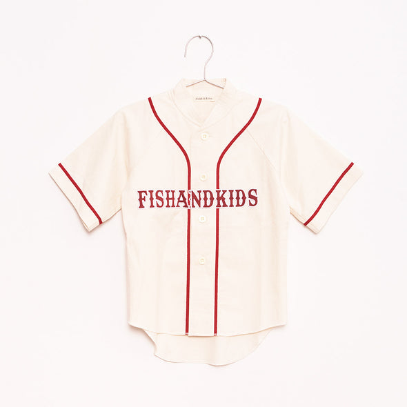 Fish & Kids Baseball T