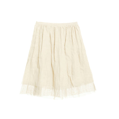 Little Creative Factory Fairy Skirt In Ivory