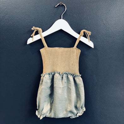 Cana Romper In Green