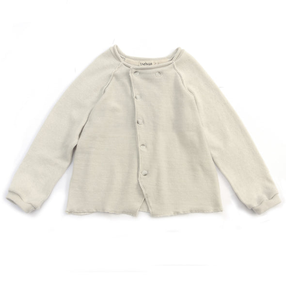 Lavoni Cardigan Cloud White