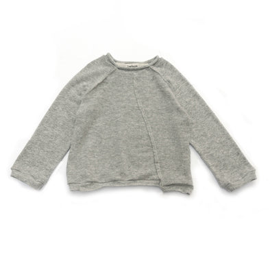 Lonin knitted Sweater Grey