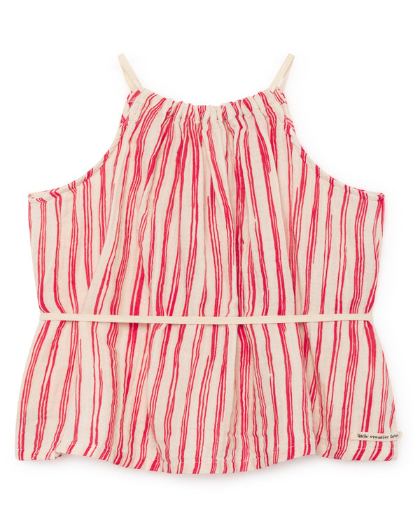 Bamboo Stripe Top