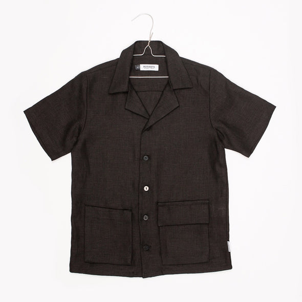 Havana Shirt In Black
