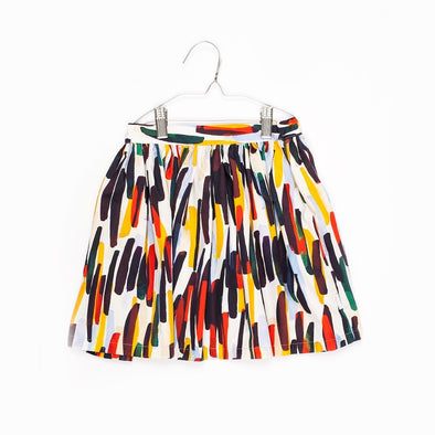Moira Skirt In Multicolour