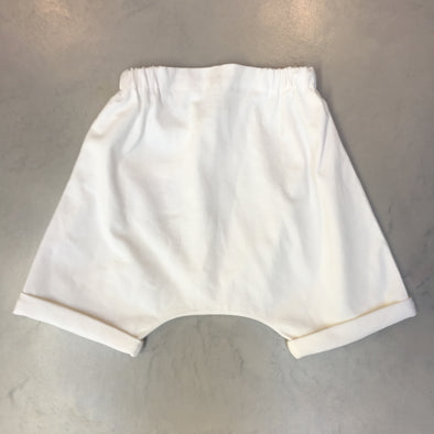Treehouse White Shorts