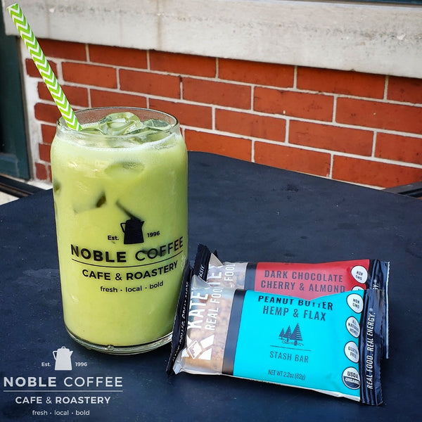 Noble Coffee/Noblesville Schools 150 Year Anniversary Glass