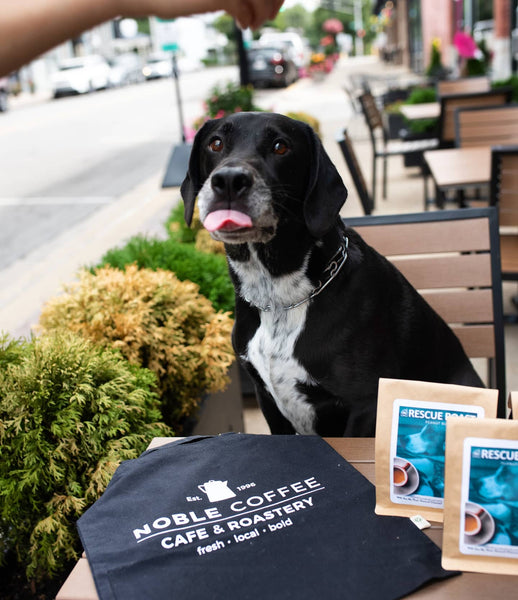 Rescue Roast - Humane Society Benefit Coffee