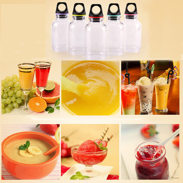 380ml Portable and Rechargeable USB Electric Juicer smoothie Bottle Blender