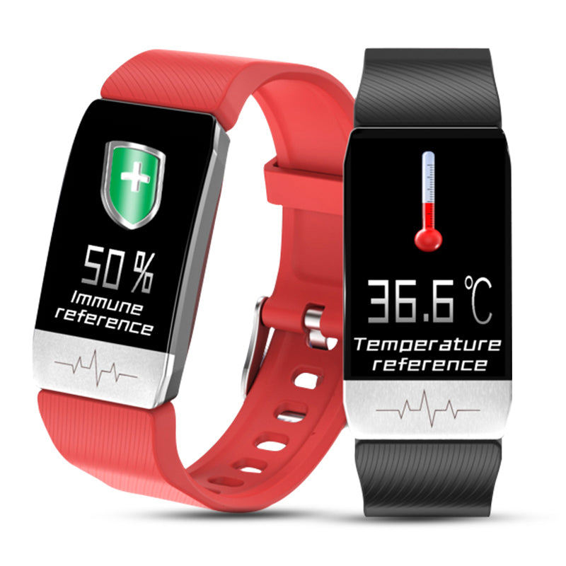 T1 Smart Watch Thermometer Bracelet