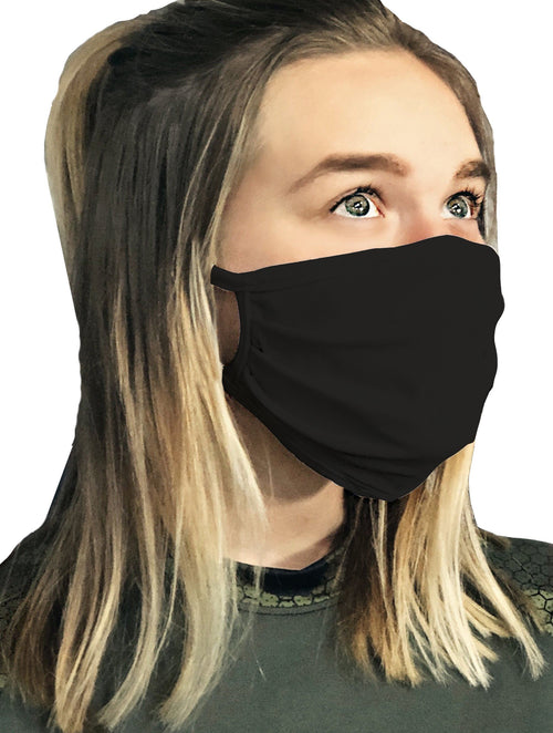 Contoured Protective Mask (3 or 6 per pack) mask WSI Sportswear