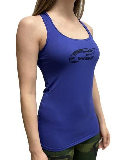 WSI Freedom Racerback Tank Top