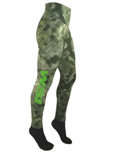 ProWikMax® Attack Camouflage Tights Performance Pants WSI Sports