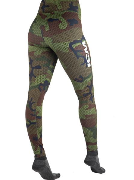MomMe Kids Hexacamo Legging