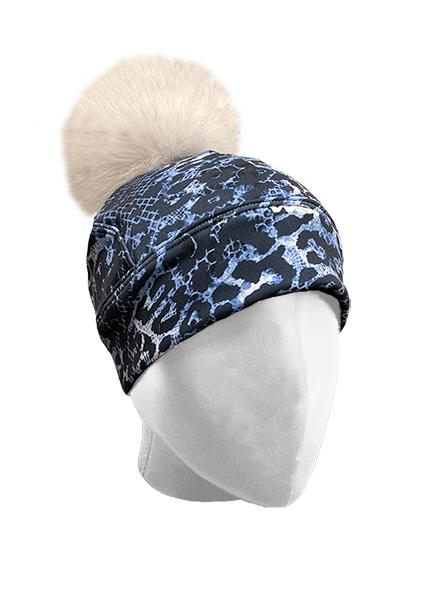 Predator Hat w/ Removable Raccoon Pom Pom