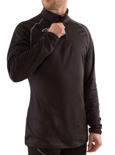 HYPRTECH™ BAMBOO 1/4 Zip Long Sleeve Shirt