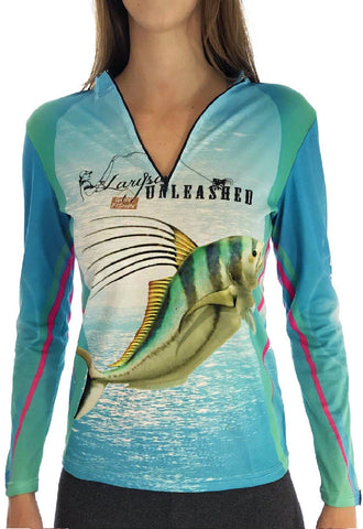LU Performance Rooster Fishing Jersey