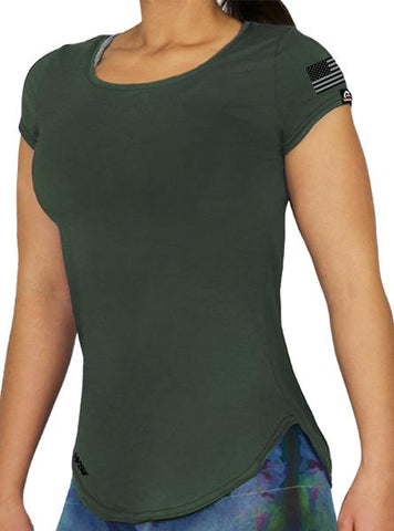 Freedom HYPRTECH Bamboo Cap sleeve Tunic