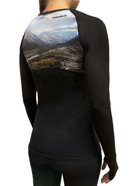 ProWikMax® Alaskan Mountain Long Sleeve Shirt