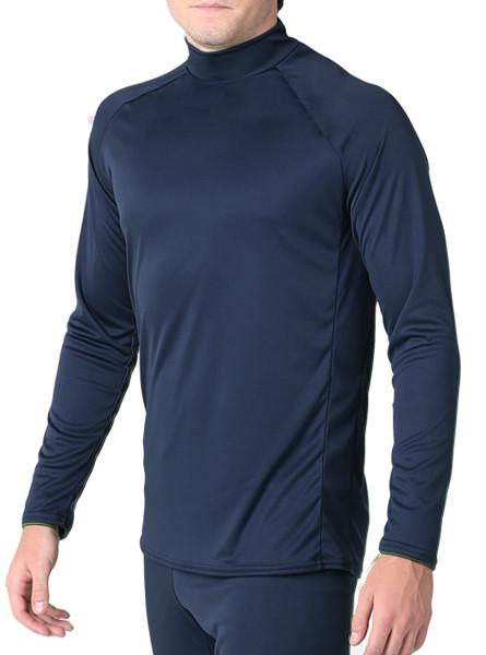 Arctic Microtech™ Form Fitted Long Sleeve Shirt Men's Performance Gear WSI Sports YM NAVY