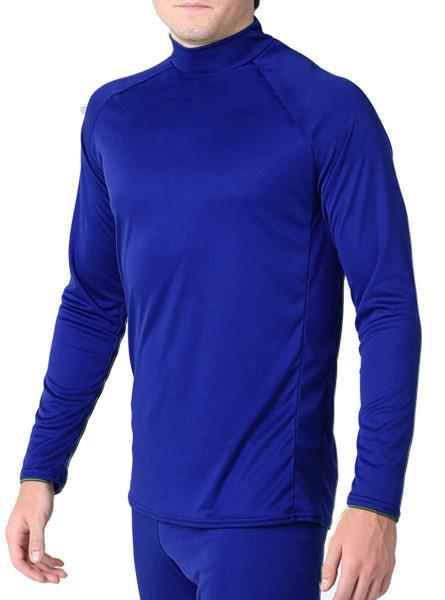 Arctic Microtech™ Form Fitted Long Sleeve Shirt Men's Performance Gear WSI Sports YM ROYAL BLUE