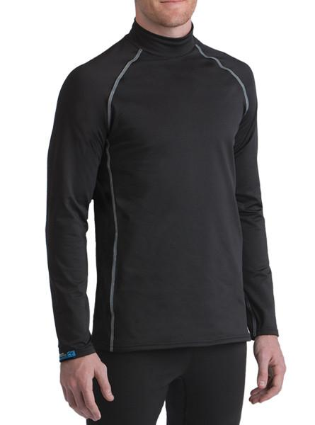 Arctic ProWikMax® Thermal Shirt Men's Performance Gear WSI Sports - Made in USA mock turtleneck cold weather shirt