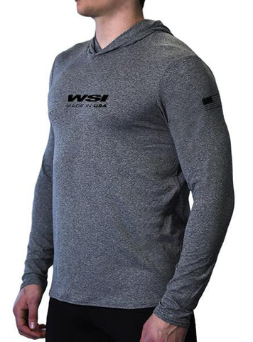lightweight summer hoodie with sun protection