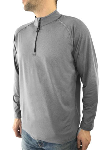 HYPRTECH™ BAMBOO 1/4 Zip LS Men's Performance Gear WSI Sports