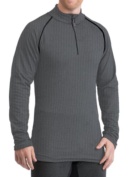 HYPRTECH™ BAMBOO Hexacamo Long Sleeve Shirt