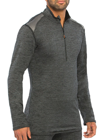 Full HEATR® 1/2 Zip Shirt