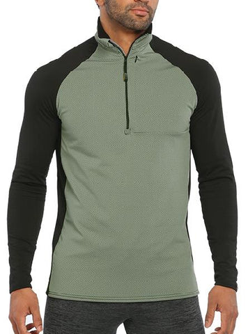 HEATR® Summit 1/2 Zip Shirt