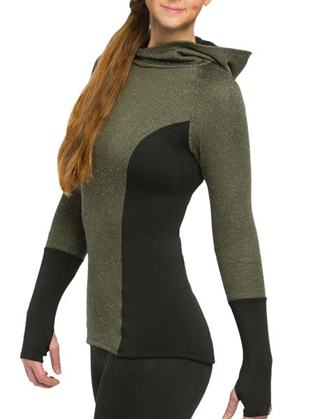 HEATR® Body-Mapped Long Sleeve Base Layer Shirt