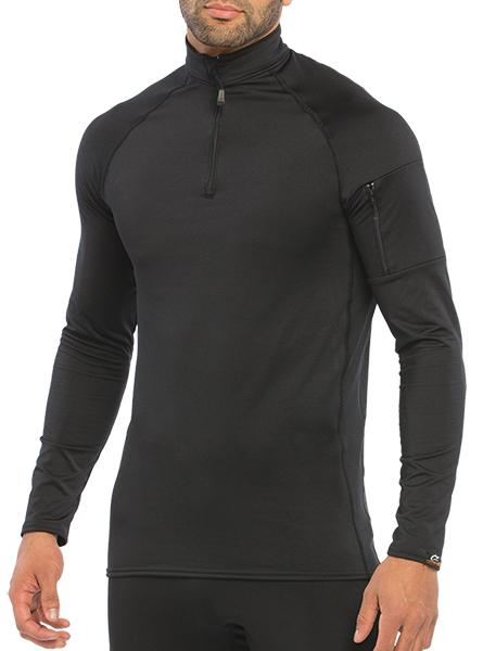 WSI - Microtech™ Form Fitted Long Sleeve Shirt