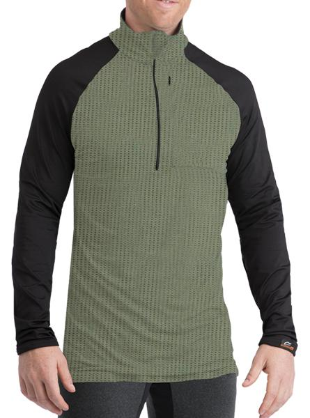 HEATR® Sierra 1/4 Zip Shirt