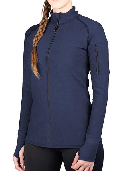 Women's Full HEATR® SoftTECH™ Jacket HEATR® WSI Sports