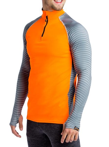 HEATR® Charge 1/4 Zip Shirt HEATR® WSI Sportswear