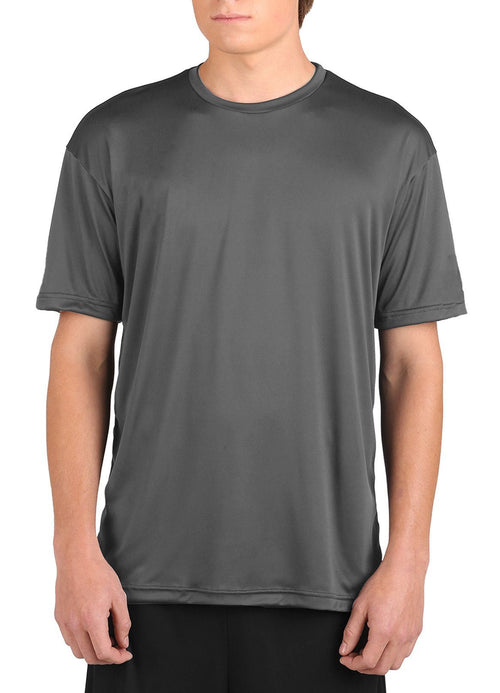 Silver performance shirt