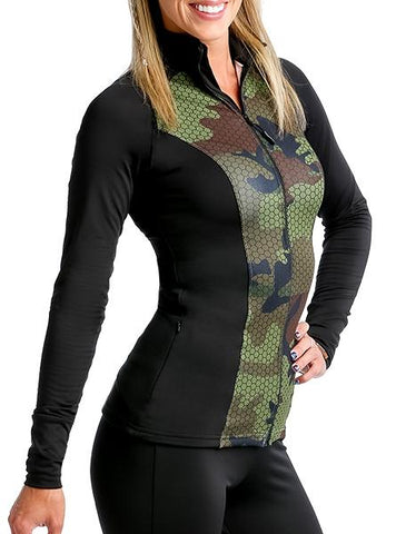 Warrior Full Zip HEATR® Mesh Jacket HEATR® WSI Sportswear