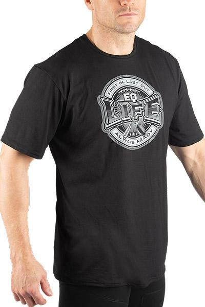 EQ Life SoftTECH™ Short Sleeve Tee Men's Performance Gear WSI Sports